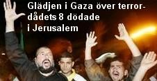 Hamas glädje