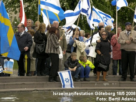 Israelmanifestation 2008-05-18