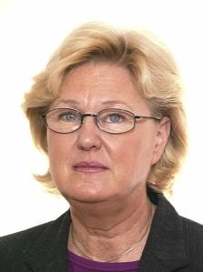 Victoria Furubjelke (s), generalsekreterare för Palmecenter