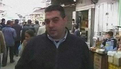 Gazaborna kunde gå ut och shoppa