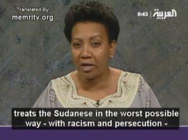 Sudanesisk flykting om rasismen i arabvärlden