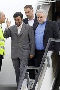 Irans Ahmadinejad är en av få närvarande ledare