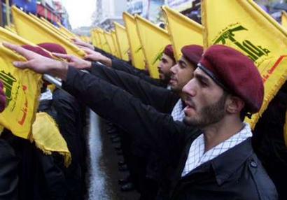 Libanons Iranstödda Hizbollah