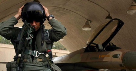 Israelisk pilot