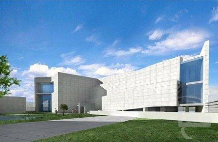 Så ska palestiniernas nya Arafatmuseum se ut