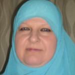 Helena Benaouda, ordf. Sveriges Muslimska Råd
