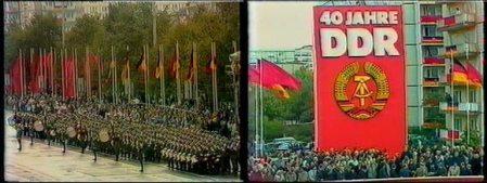 DDR 40 år, 6 oktober 1989