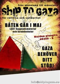 Bojkott mot palestina havs