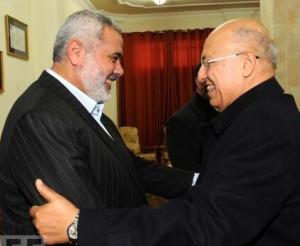 Haniyeh och Shaath